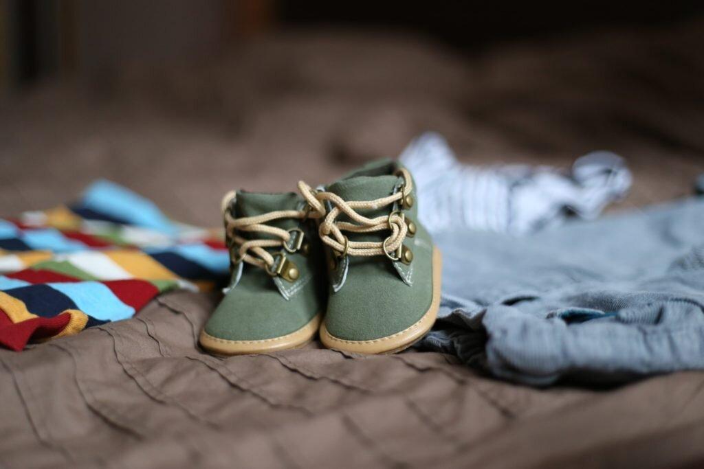 Como economizar no enxoval do bebê - vestuário