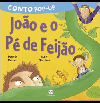 livros infantis - joão e o pé de feijão
