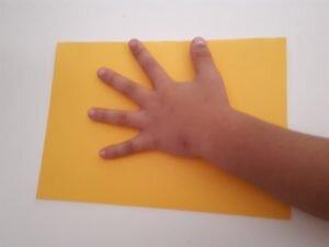 Dia das mães : Cartão coração - desenhar a mão