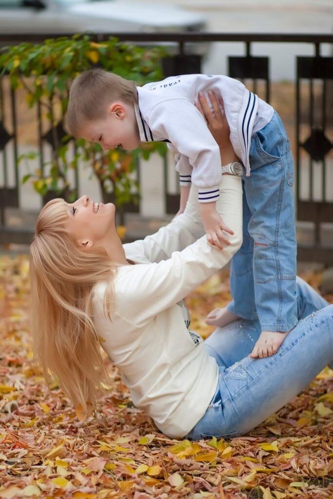 tempo com seu filho - parque