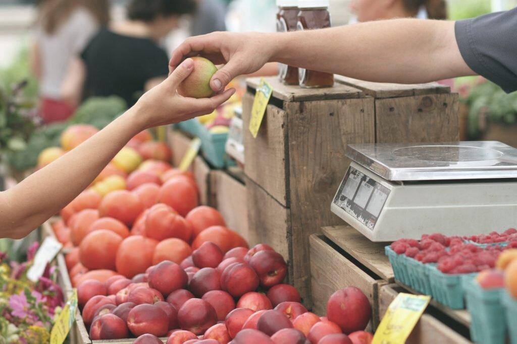 Economizar nas compras de supermercado - frutas