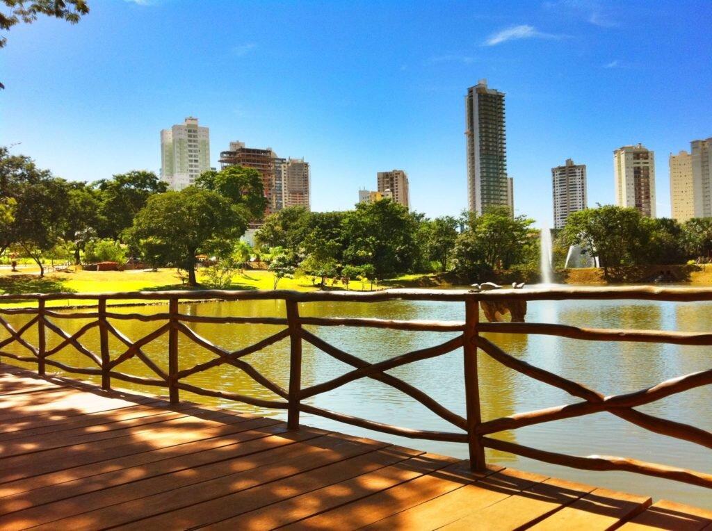 Como aproveitar os parques de Goiânia com as crianças - Parque Flamboyant