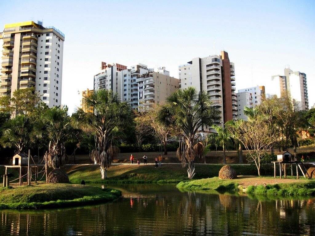 Como aproveitar os parques de Goiânia com as crianças - Parque Lago das Rosas