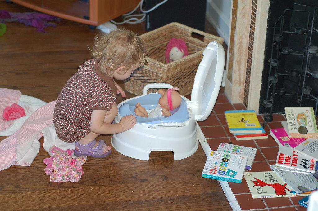 Guia Prático para o desfralde infantil - lúdico