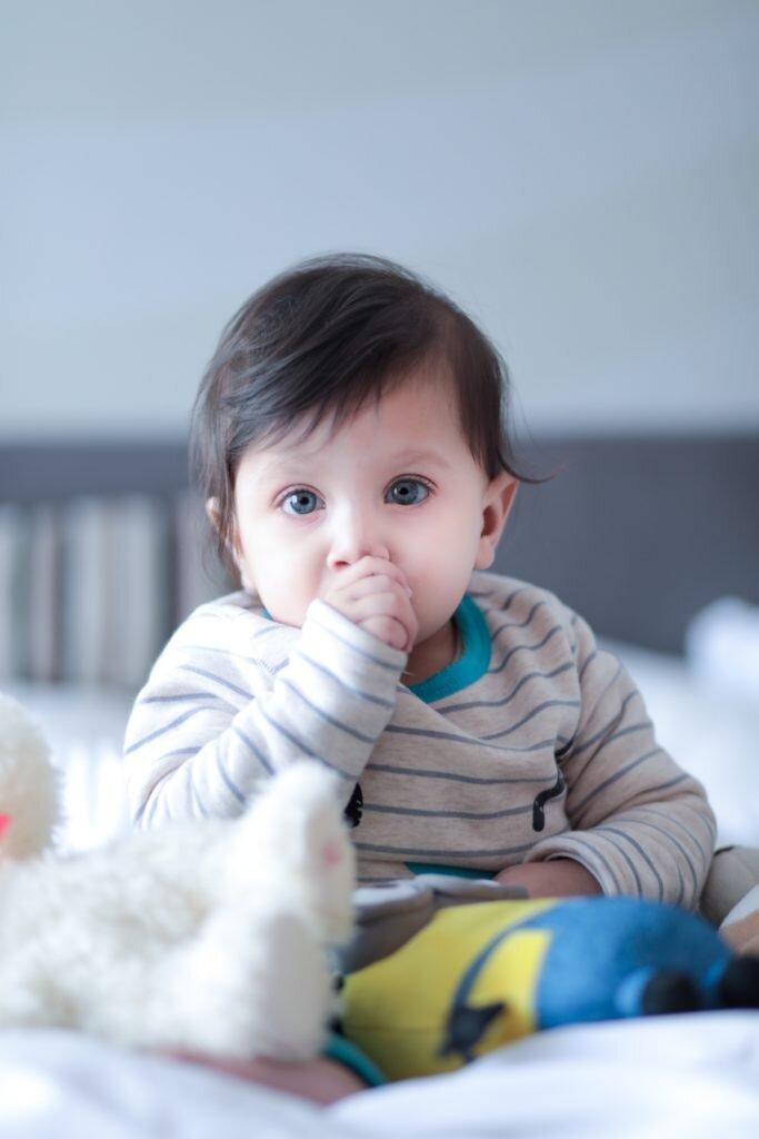 Marcos de desenvolvimento infantil - primeiro ano
