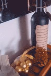 enfeites de natal com materiais reciclados – garrafas