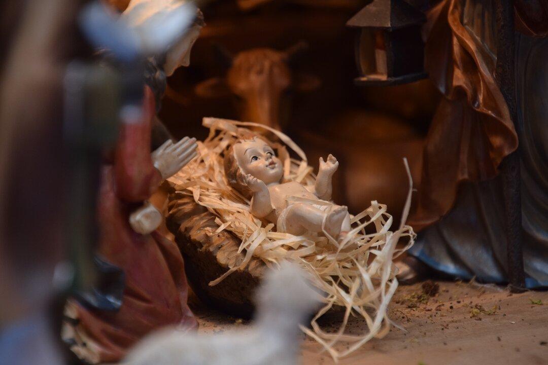 o significado do natal para as crianças – Jesus