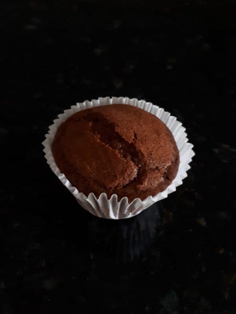 Bolo de chocolate na forminha 3