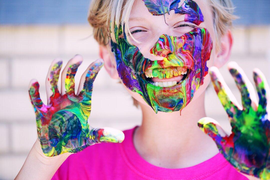 Pintando o rosto – como escolher a escola certa
