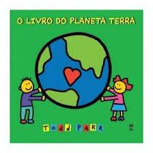 O livro do Planeta Terra
