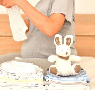 Lista de enxoval de bebê para imprimir