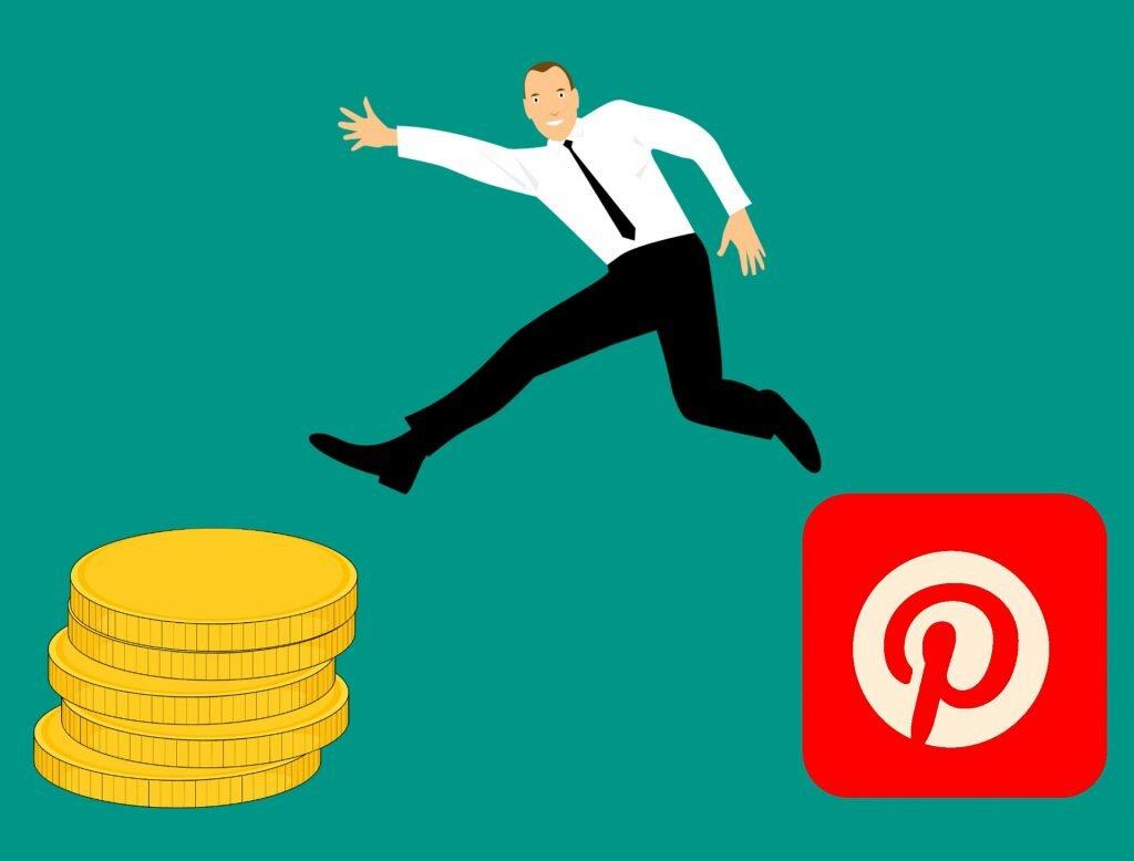 Ganhar dinheiro com Pinterest