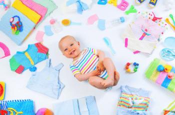 Produtos importados para bebê