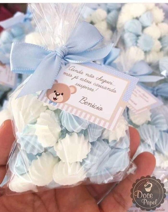 Inspirações de lembrancinhas para chá de bebê, nascimento ou mêsversário