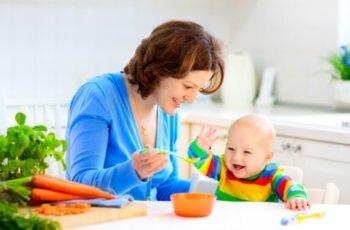 Introdução alimentar infantil