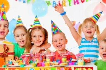 Festa infantil em Goiânia