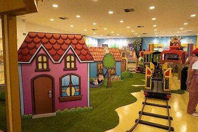Festa-infantil-em-Goiânia-Estação-Turma-da-Mônica-2