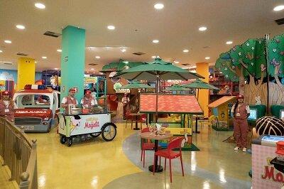 Festa-infantil-em-Goiânia-Estação-Turma-da-Mônica-3