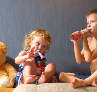 Atividades para crianças em casa