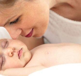 Como fazer o bebê dormir a noite inteira
