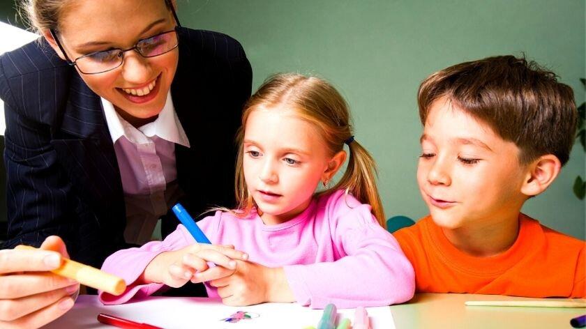 Curso gratuito de educação infantil