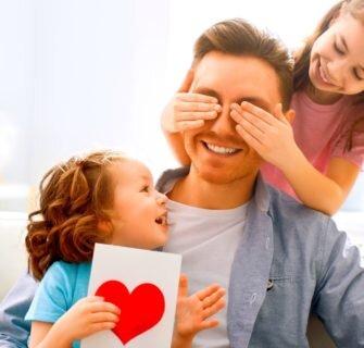Presente dia dos pais