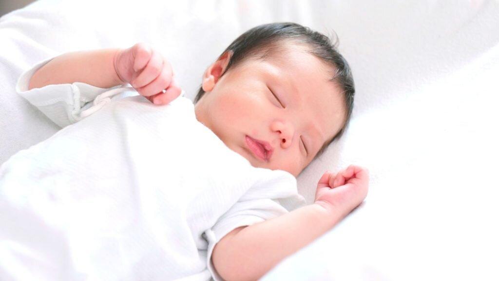 bebê dormir de bruço