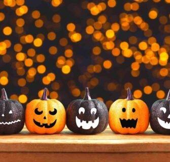 a origem do halloween