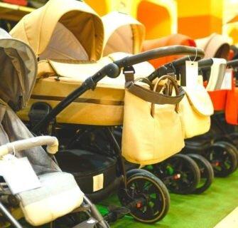 _comprar Carrinho de bebê